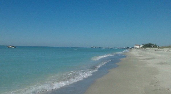 The wide open beaches of Southern Siesta Key