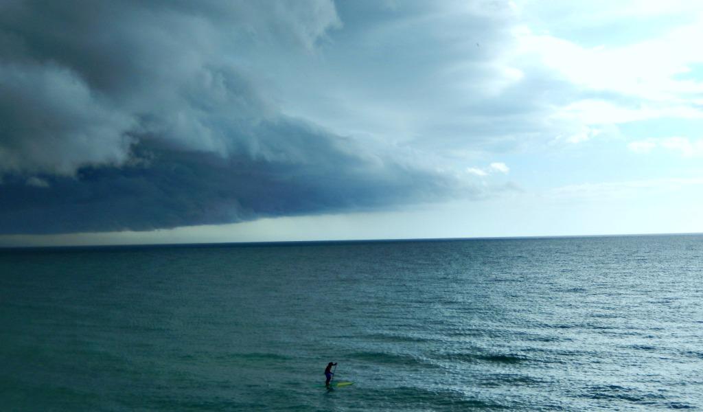 Paddleboard Gulf Storm
