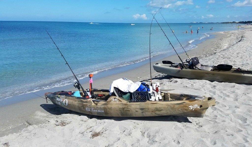 Kayak Fishing Siesta Key Tarpon