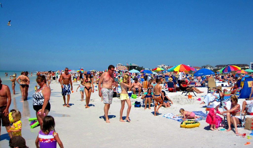 Northern Siesta Key Beach