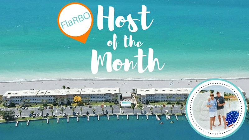 Host of the Month - No Booking Fees