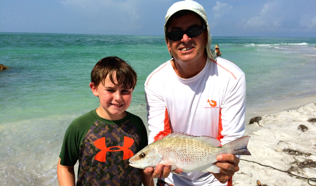 Beach Fishing Coach Steve Herich